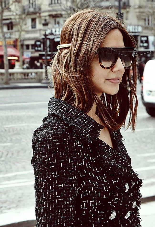 4ef13682347b9a Christine Centenera  Chanel jacket and skirt