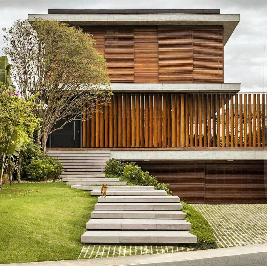 Modern Contemporaryhome Exterior Design: 6,176 Likes, 22 Comments
