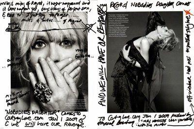 Madly in Love w/ Courtney! ELLEUK Magazine