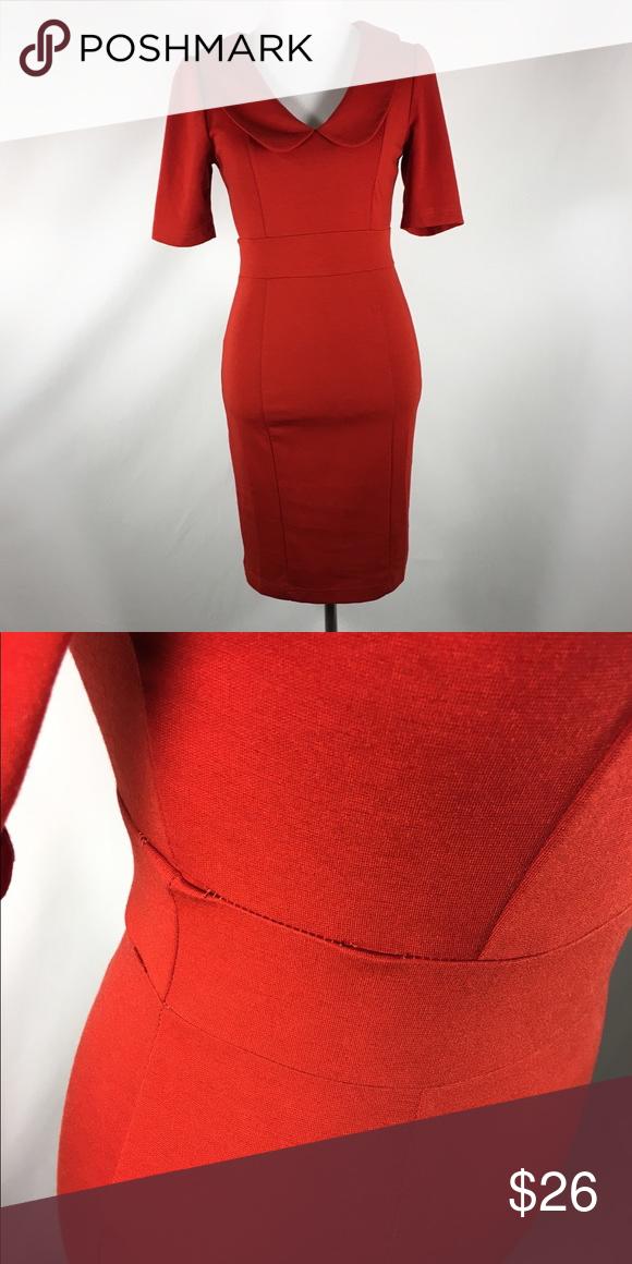 Modcloth Sunny Girl Red Dress Sm My Posh Picks Pinterest