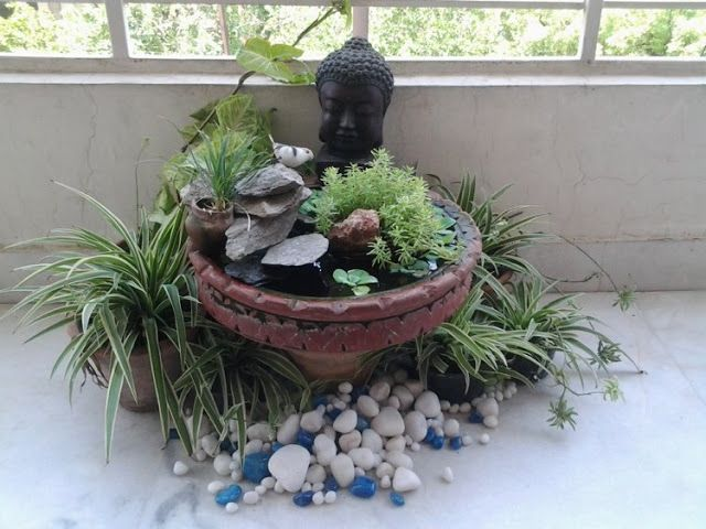 Photo of Mini ponds for garden and balcony – 24 DIY suggestions for a great design