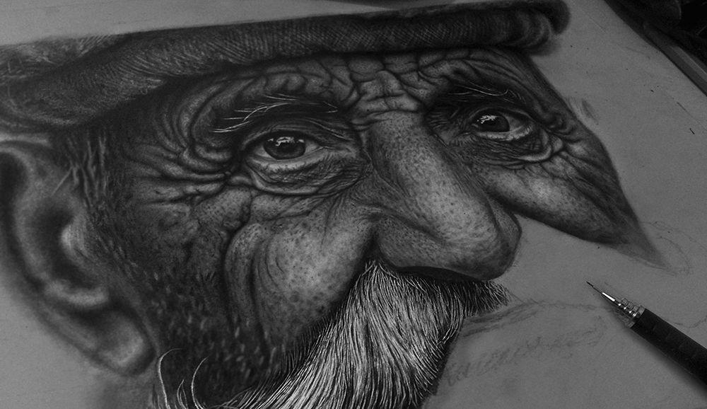 Art By Ali Haider Is Creating Hyperrealistic Drawing Tutorials Patreon Hyperrealistic Drawing Drawing Tutorial Drawings