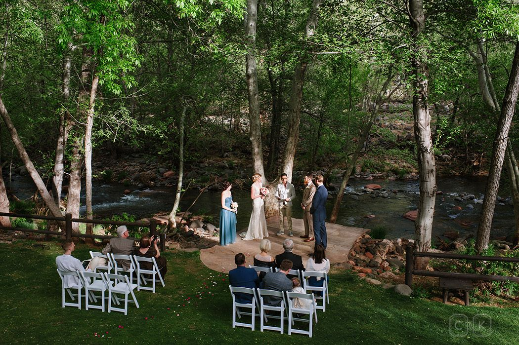 Lauberge de sedona outdoor wedding by the creek lauberge de lauberge de sedona outdoor wedding by the creek junglespirit Choice Image