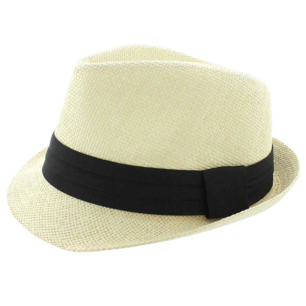 Faddism Solid Fashion Fedora Hat   Sombreros y gorras-ellos   Pinterest