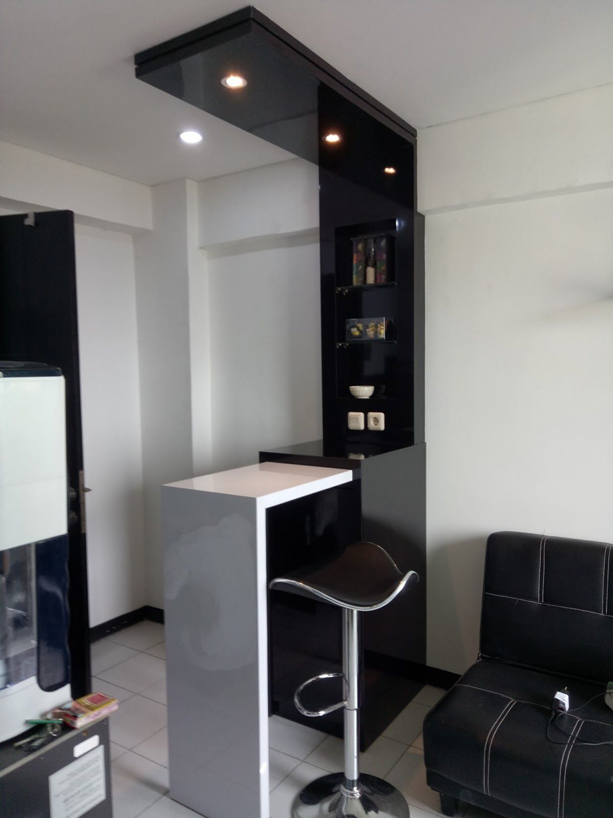15 Gorgeous Minibar Designs Ideas For Your Kitchen Barra De Bar
