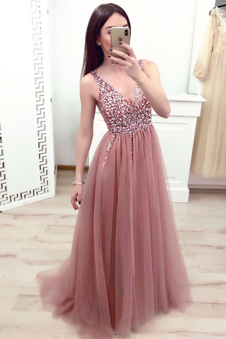 Lange Kleider in 19  Abendkleid, Abiball kleider lang, Schöne