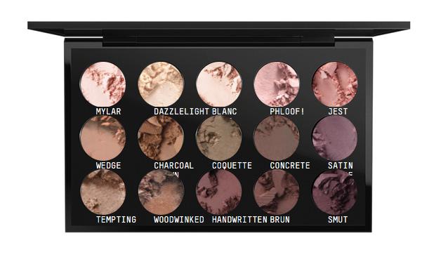 MAC Custom Eyeshadow Palette x 15 Version 2 MAC