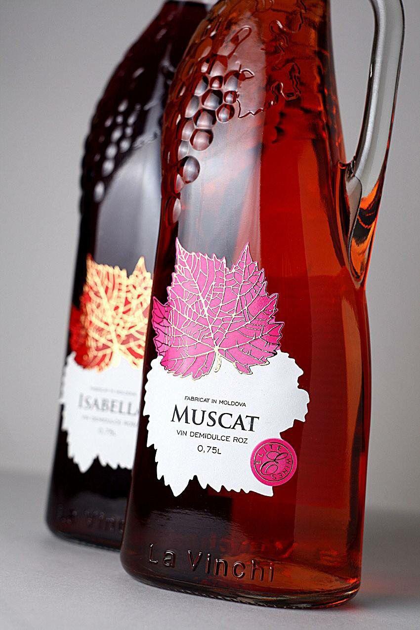 Ellada Bottle Bottle Design Packaging Wine Bottle Design Wine Design