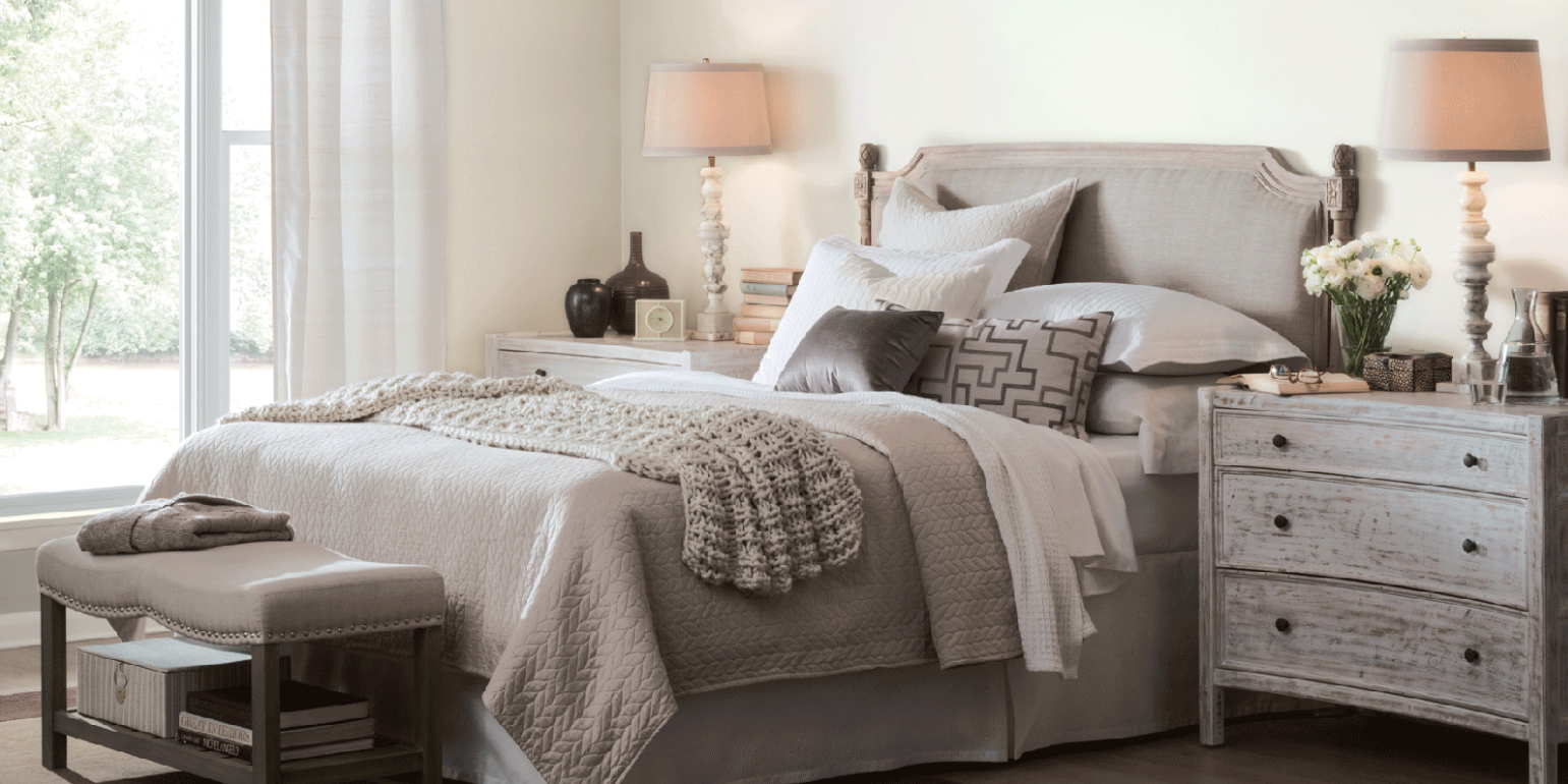 Master bedroom 2018 trends  These  Color Trends Are Dominating   Color inspiration