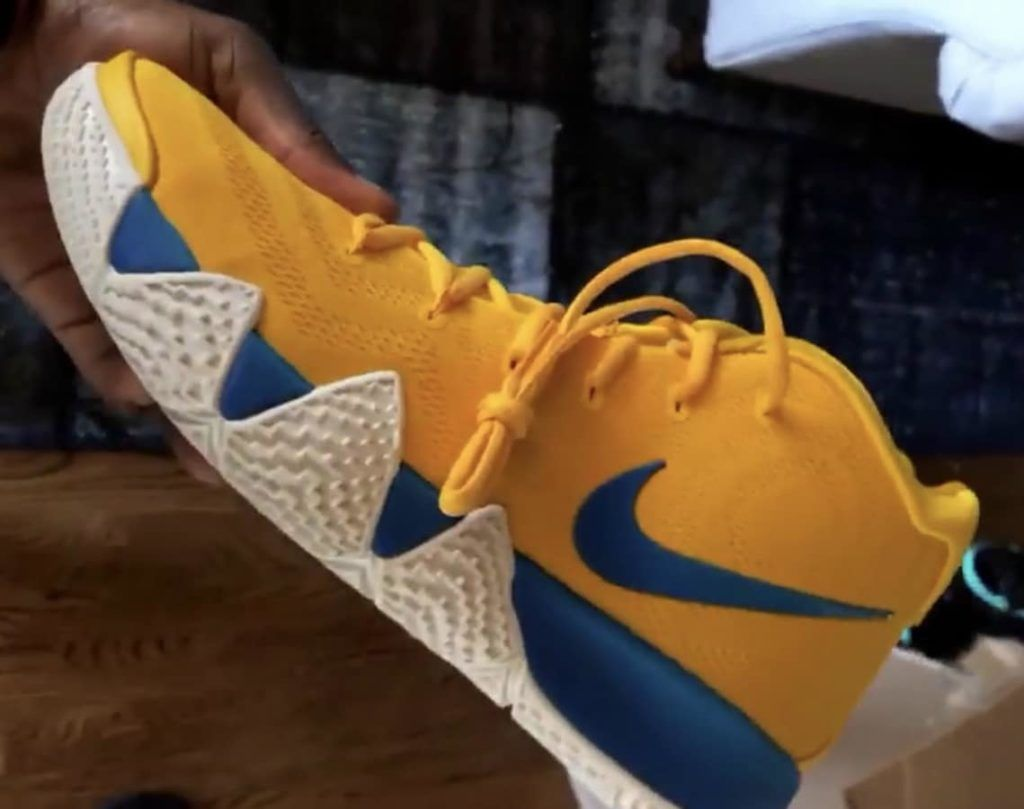 """b9aac195517 Thanks to a post on Instagram from Kyrie Irving we have a first look at the  Kyrie """"Cereal Pack"""