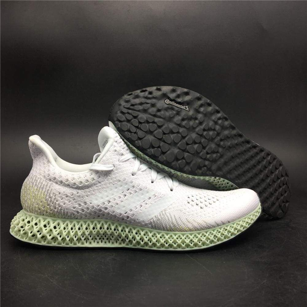 low priced 0ec1e 28766 Adidas Futurecraft 4D White Ash Green (FF) BD7701