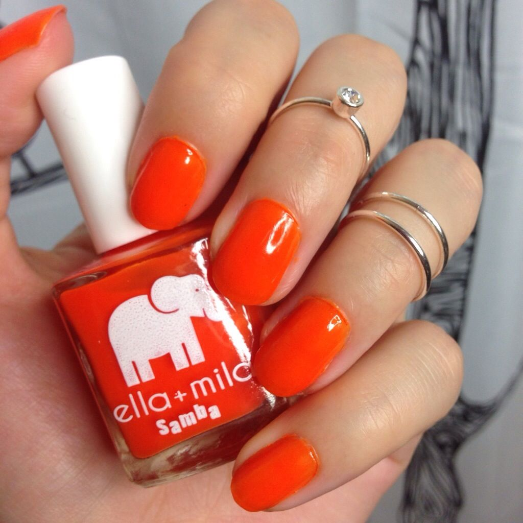 Ella + Mila #vegan nail polish. This shade is called \'Cause I\'m ...