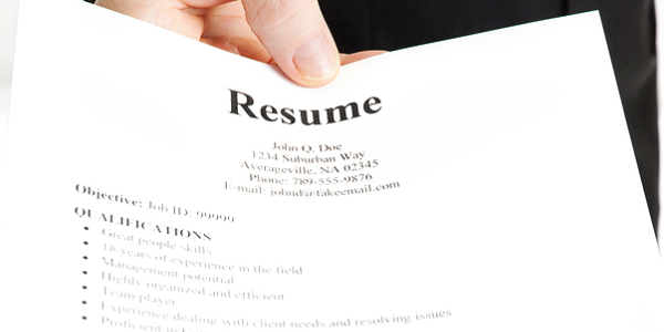 words and phrases to avoid on executive resumes