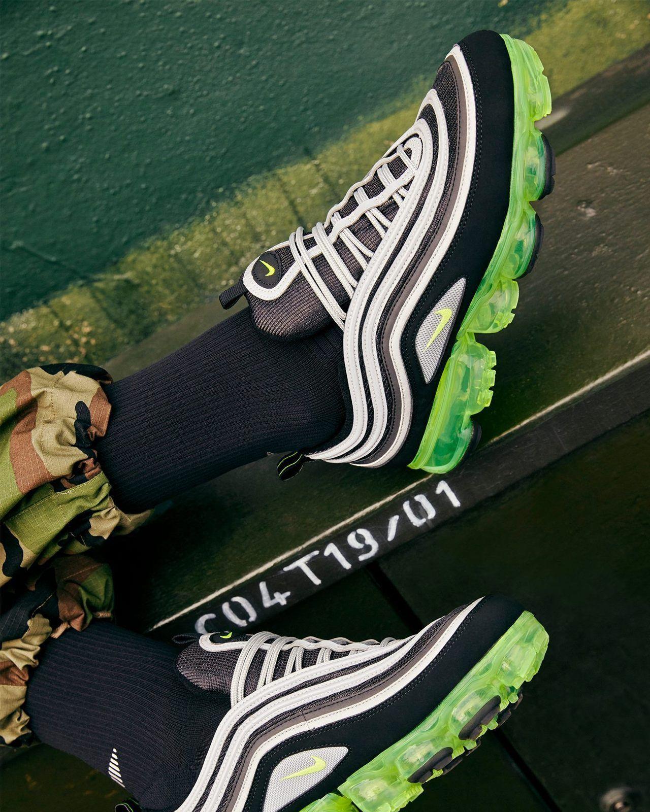 reputable site 42267 81c0d Nike Air VaporMax '97 'Japan' @ SNS | Footwear | Sneakers ...