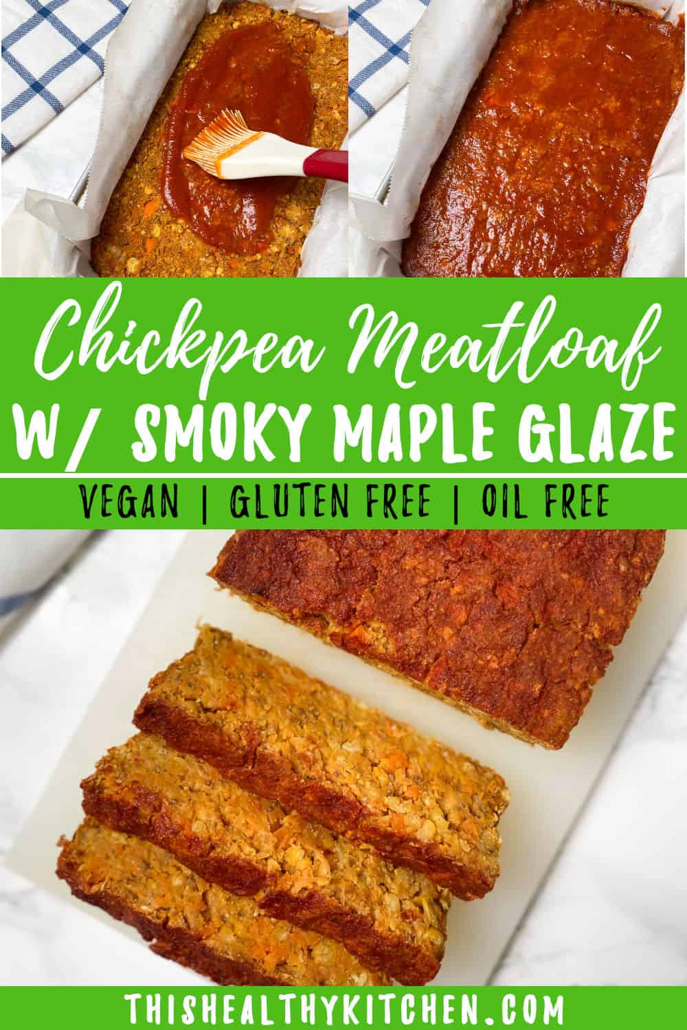Learn How To Make This Easy Vegan And Vegetarian Meatloaf That Is The Perfect Main Course For A Meatless Meal Meatloaf Vegetarian Meatloaf Whole Food Recipes