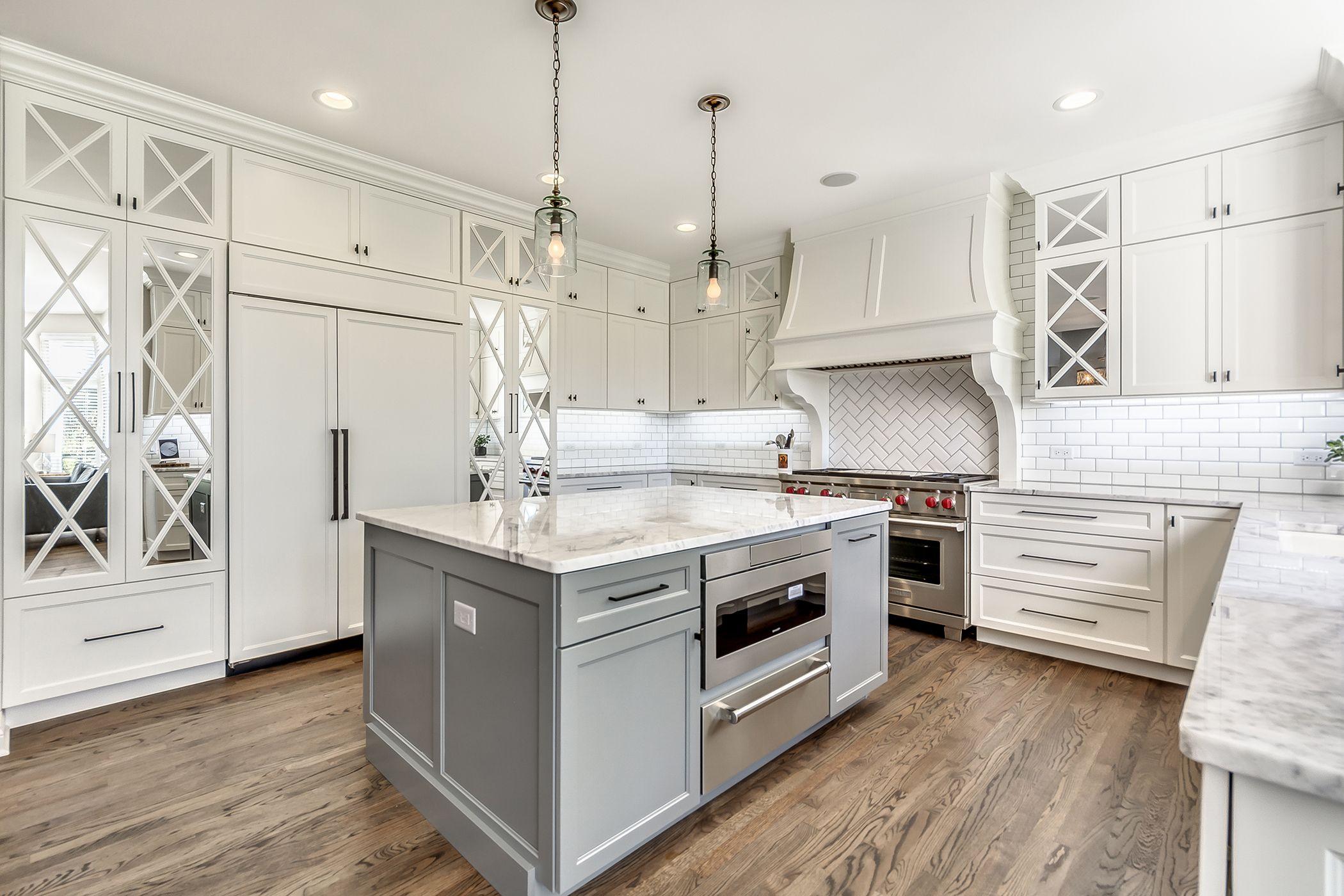 Kitchen Remodeling | Kitchen Expansion | Naperville IL | Redstart\'s ...