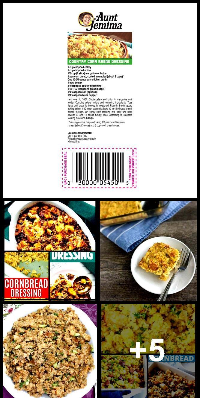 Aunt Jemima Cornbread Dressing Recipe On Bag Infoupdate Org Misir Ekmegi