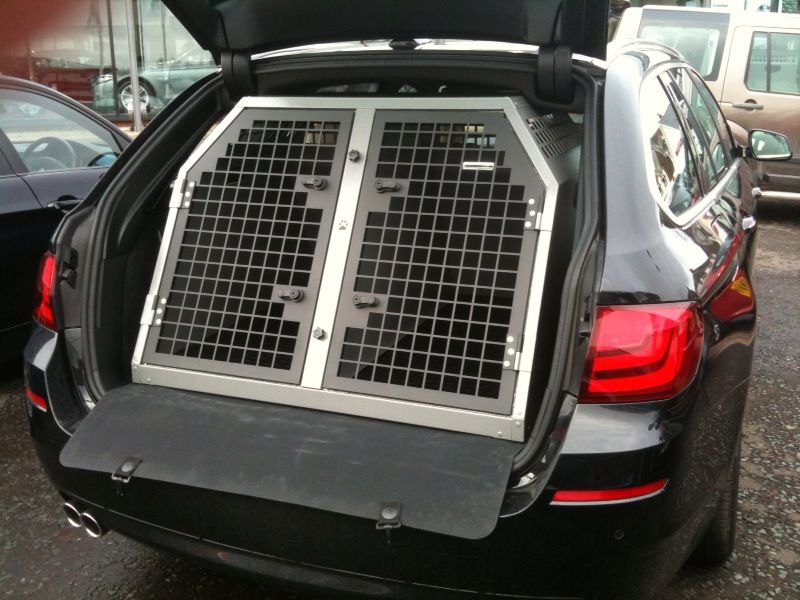 Transk9 B3 Bmw 5 Series Touring Dog Cage Dog Crate Www Transk9 Com