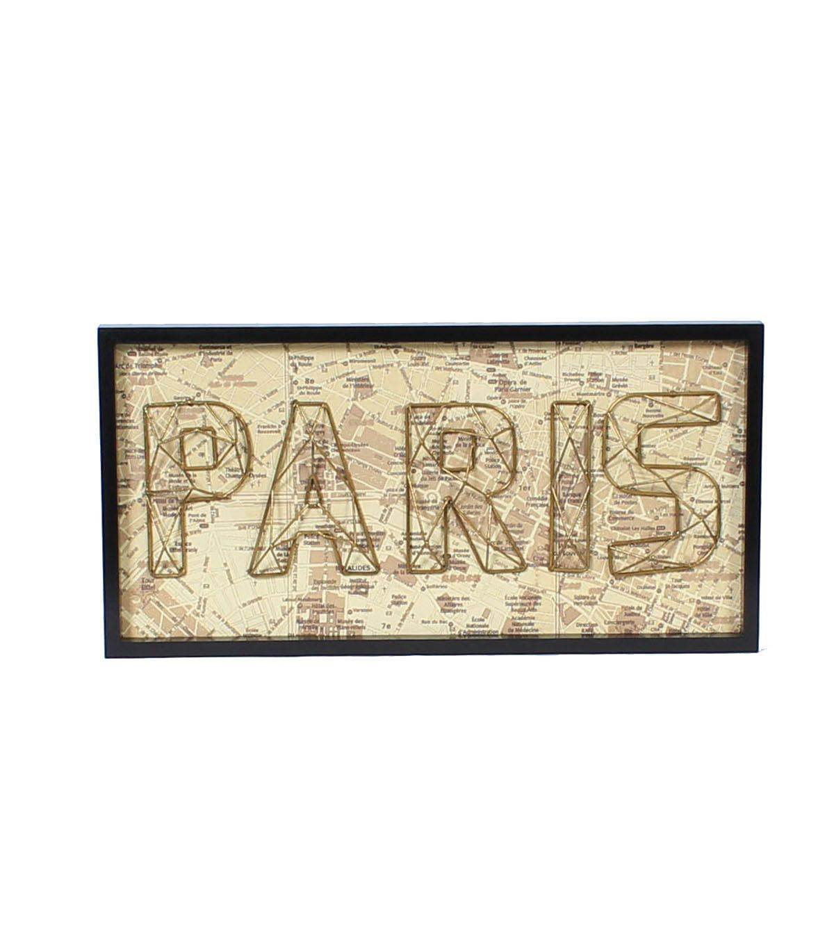 Idea Market Paris Iron u Mdf Wall Decor Paris Ideas Décor and Paris