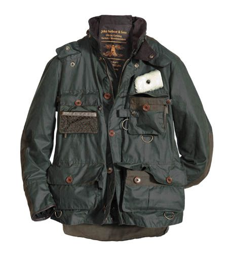 c12ab2373 Barbour x Tokihito Yoshida - Spey Fishing Jacket. | Clothes I like ...