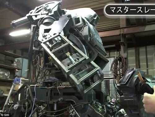 Vaudeville, Real Life Mecha Suit By Japanese Enthusiasts