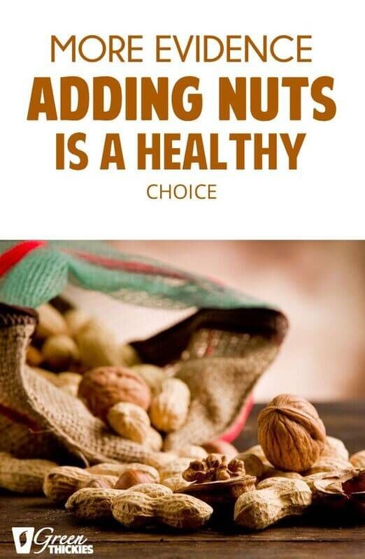 more evidence adding nuts is a healthy choice 365 days of plant based cooking eating living made easy calendar project pinterest healthy choices