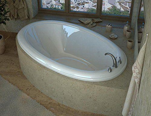 Spa World VZ3660P Venzi Vino 36 x 60 Oval Soaking Bathtub with Reversible Drain VenziCollection Spa World http://www.amazon.com/dp/B00JSYVJIG/ref=cm_sw_r_pi_dp_o11ywb1XJJNRE