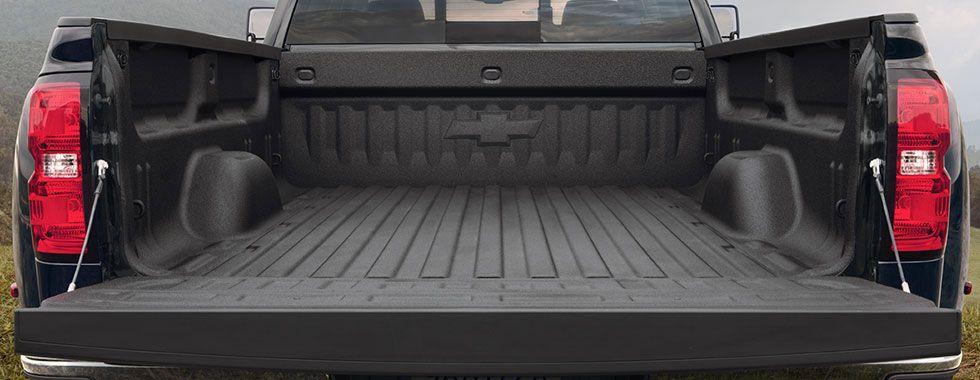 Protegez La Caisse Du Silverado Chevrolet 2500hd 2017 Avec La