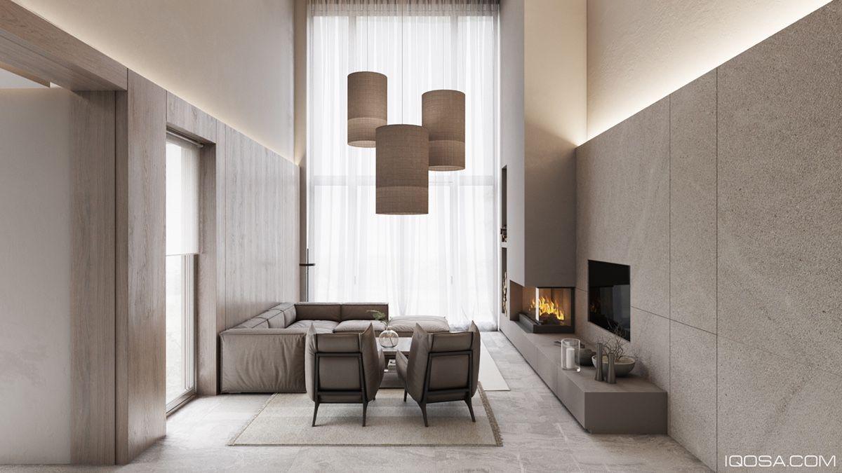 Visualizer iqosa idea lámparas interiors minimalist