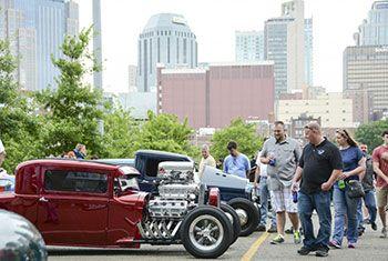 MAY Goodguys Nashville Nationals Car Show Nissan Stadium - Good guys car show nashville