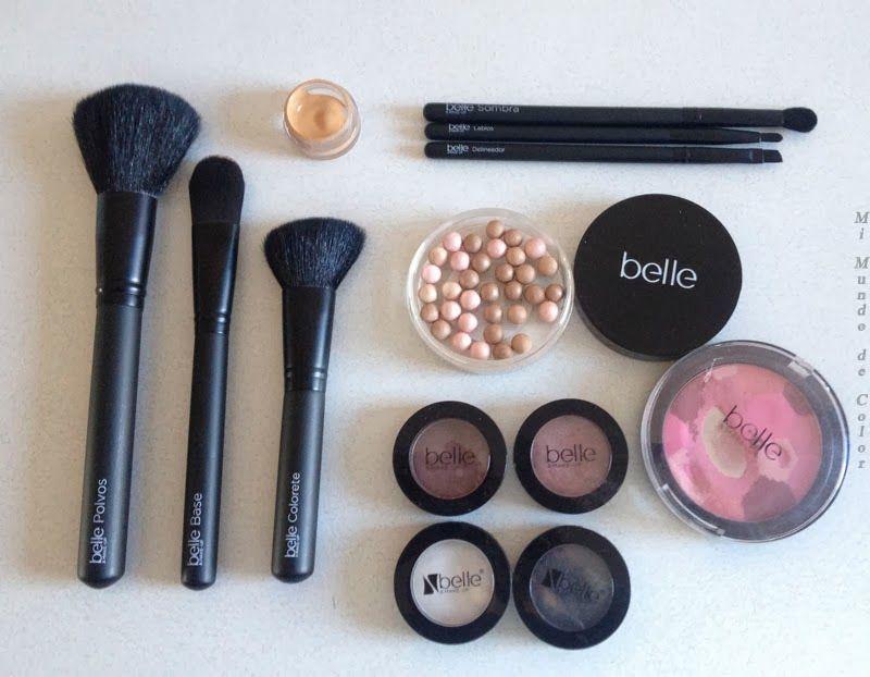makeup brush  blush brush  makeup brush eye shadow brush Belle&makeup mi mundo de color beauty blog maquillaje y accesorios belle&makeup pinceles y brochas de maquillaje