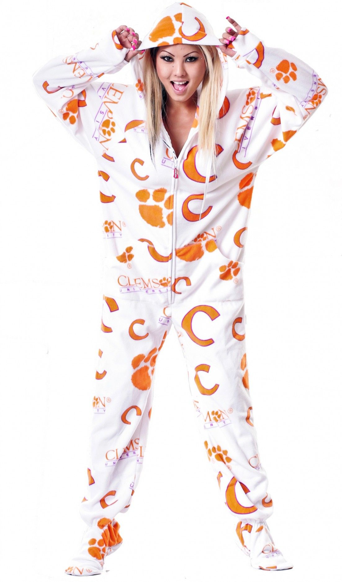 I Want To Start A Collection Of Onesies A Clemson Onesie