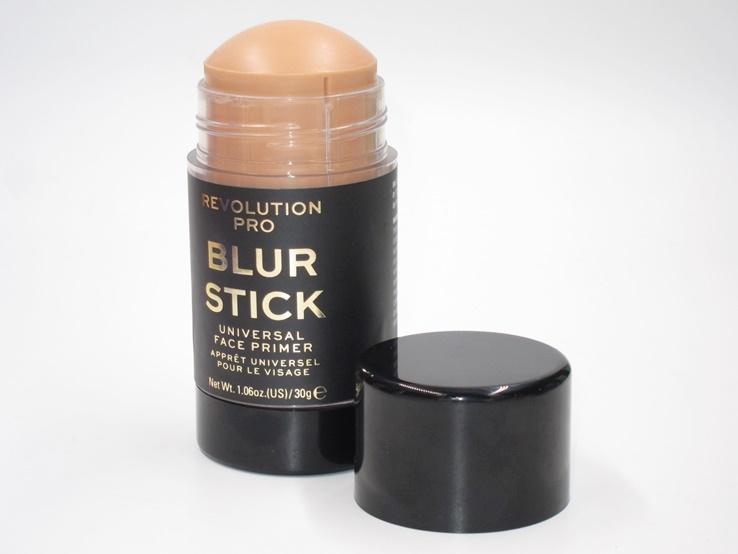 Revolution Pro Blur Stick Review Makeup revolution