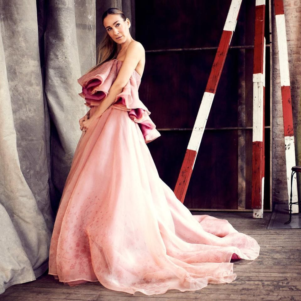 Sarah Jessica Parker, Harpers Bazaar China   Biggest