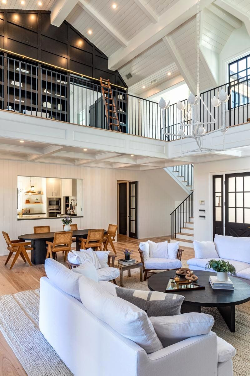 Cape Cod Living Room Inspirational Modern Cape Cod Estate ...