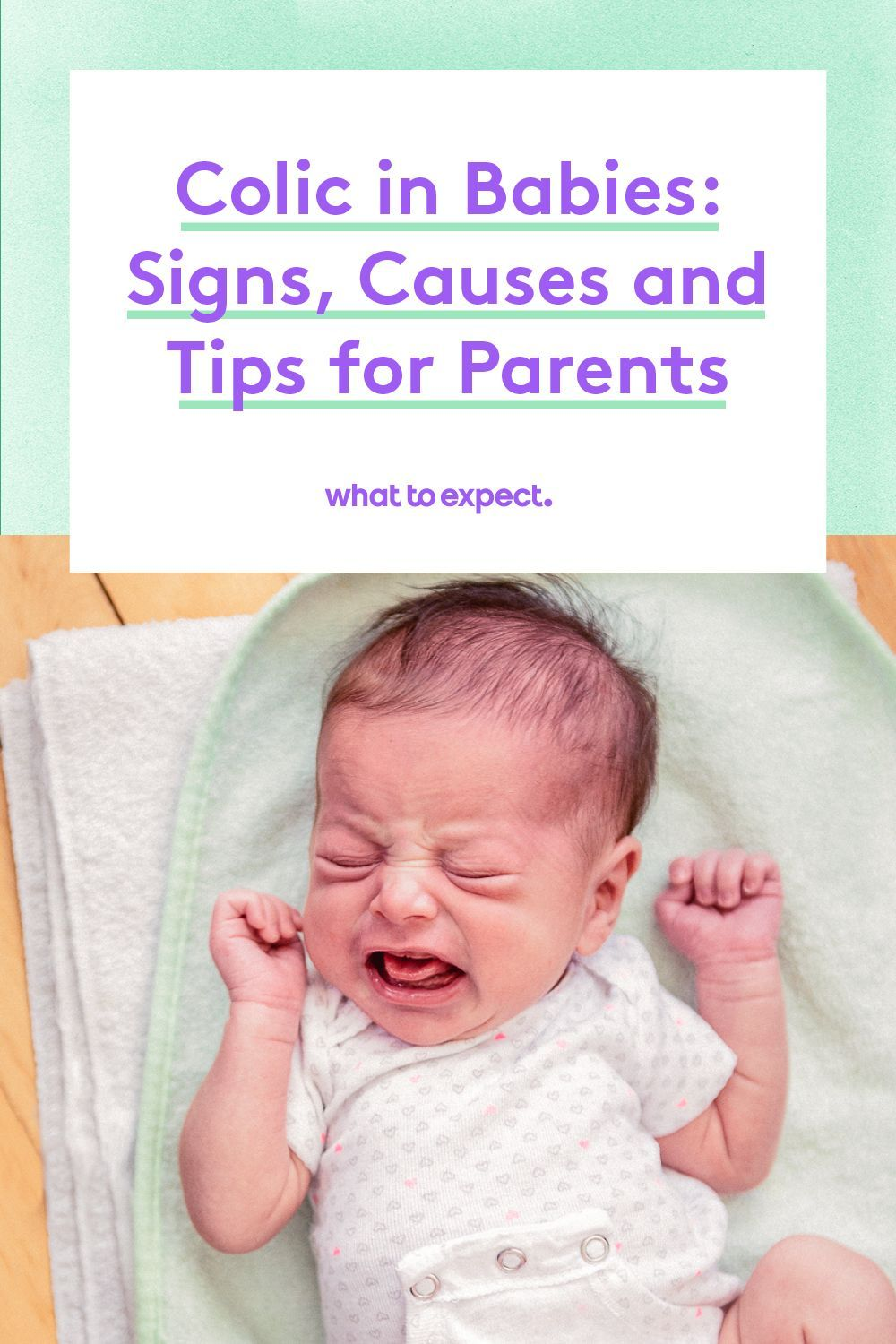 what is good for colic in babies