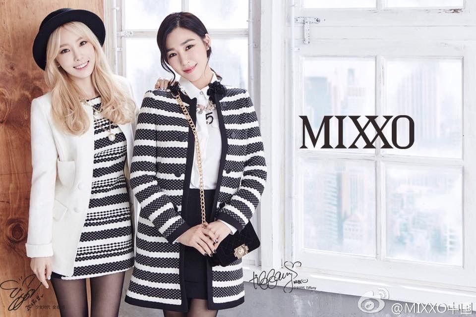 #tts #taetiseo #taeyeon #tiffany #seohyun #mixxo #2015 #winter #fashion