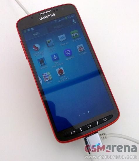 [Rumor] Samsung Galaxy S4 Active Packs A Slower Processor -  [Click on Image Or Source on Top to See Full News]