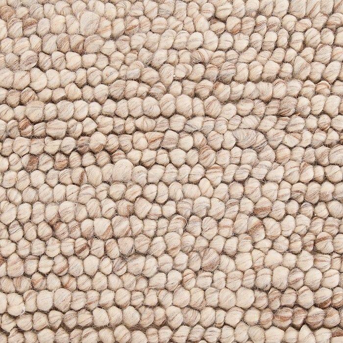 Teppich pebble natur braun ca 160x30 cm Flooring  Tiles Pinterest - Teppich Wohnzimmer Braun