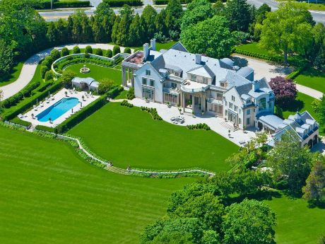 Real Estate Porn: Vince Camuto's Waterfront Estate, Plus Homes in Fiji, Canada, and NYC: The Daily Details: Blog : Details
