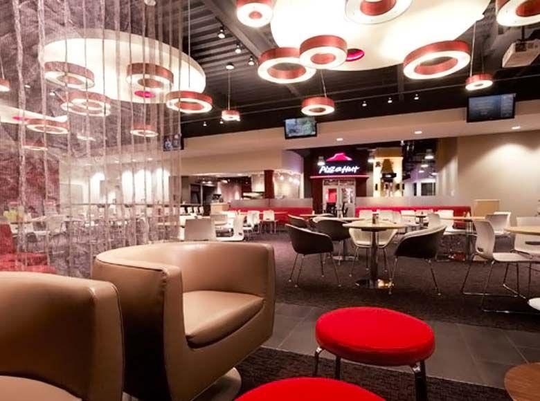 Pizza Hut Headquarters Portfolio With Images Restaurant