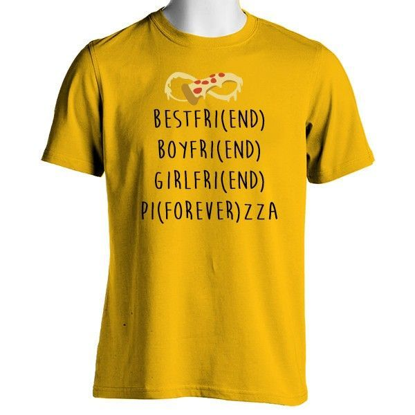Pizza Wins Unisex Crewneck T-Shirt