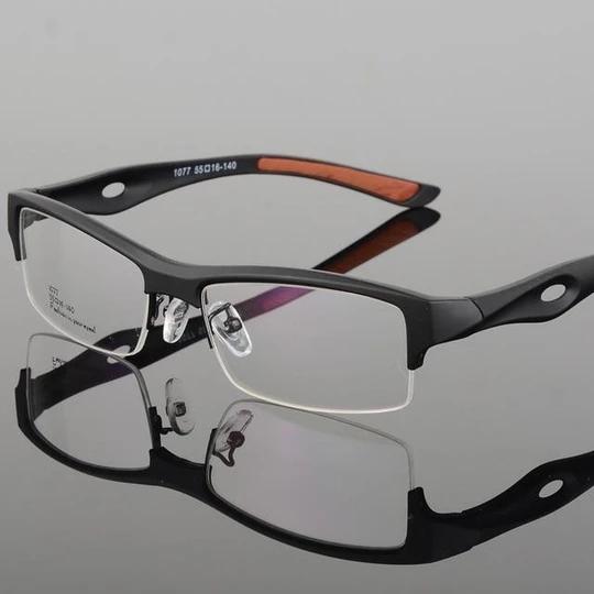 ELECCION Sports Series Eyelasses Frame Men Distinctive