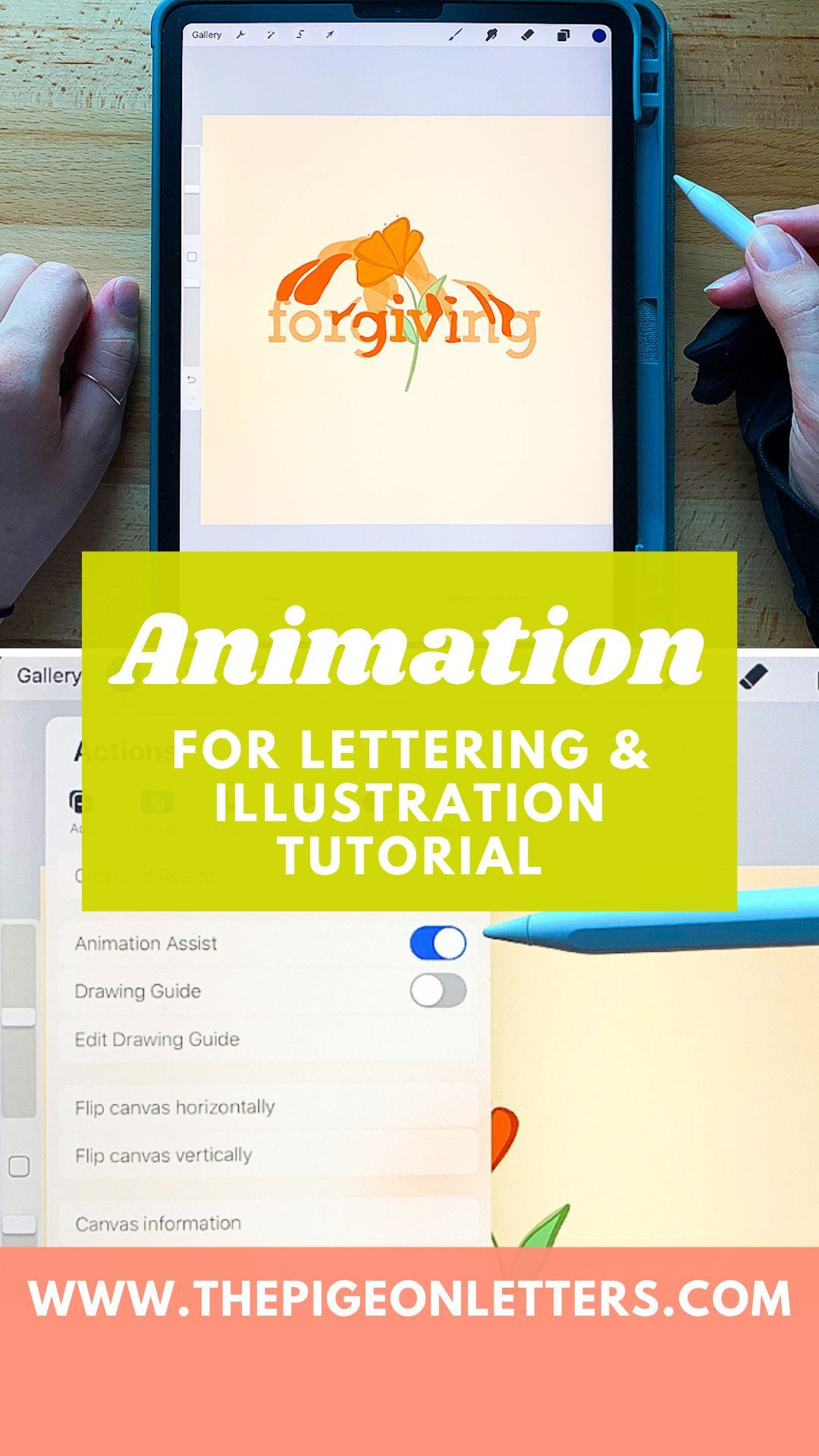 How To Animate Lettering Into Illustrations In 2020 Lettering Illustrator Tutorials Animation