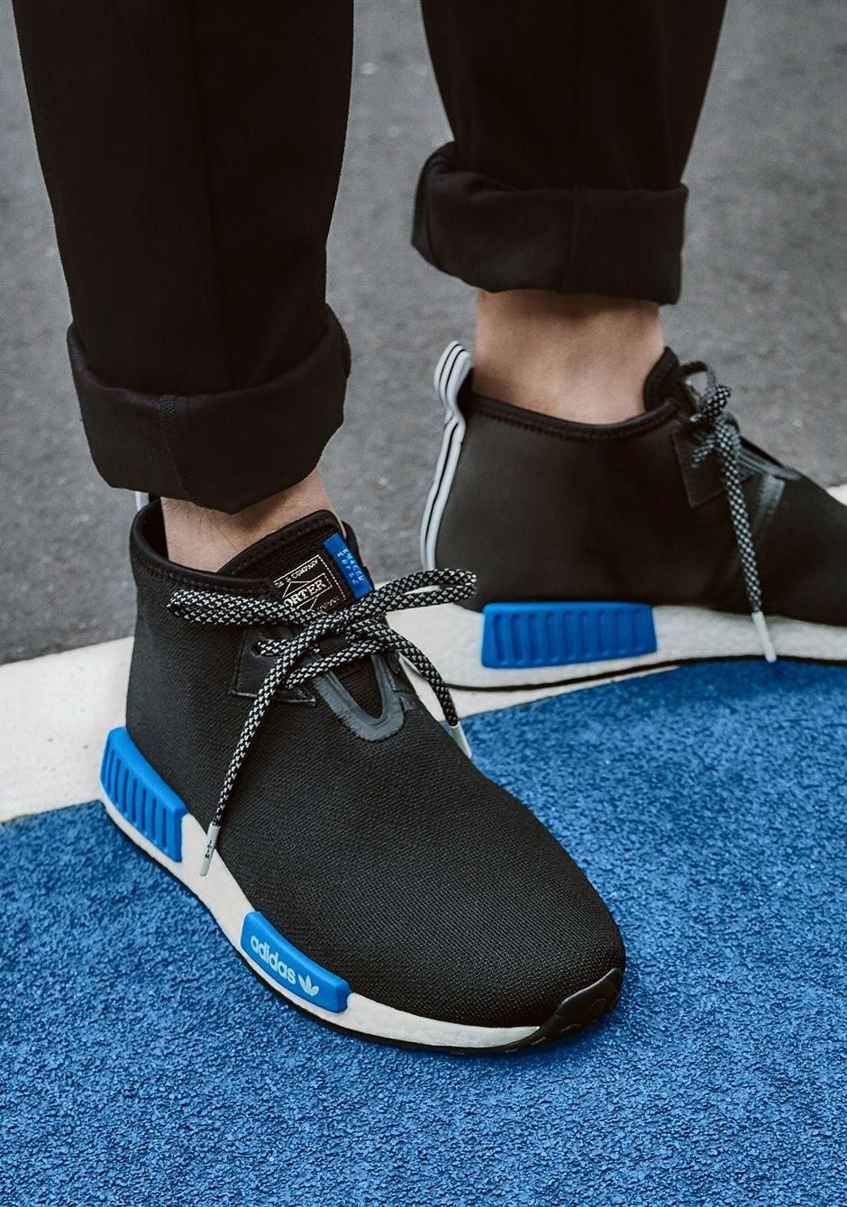 2b1dcdfc98646 Discussion  Porter x Adidas NMD Chukka
