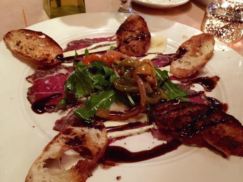 Bistro B And Wine Bar Restaurant Recipes Beef Carpaccio Food