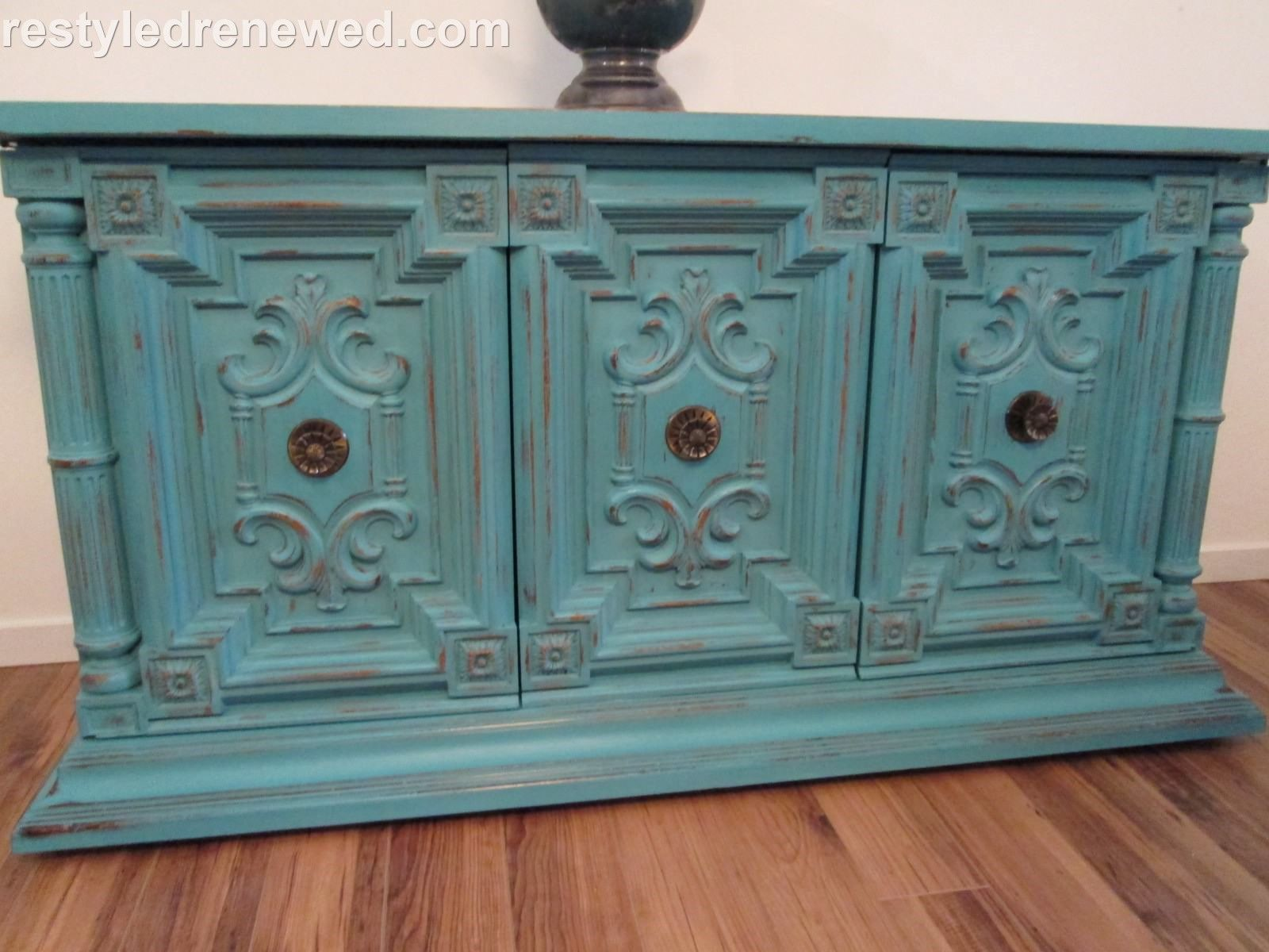 Annie Sloan Chalk Paint A Mix Of Provence And Florence