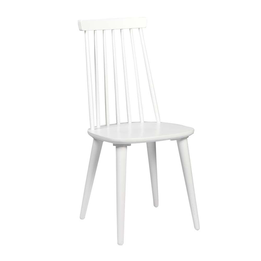 Stuhl In Weiß Massiv (4er Set) Jetzt Bestellen Unter:  Https://moebel.ladendirekt.de/kueche Und Esszimmer/stuehle Und Hocker/esszimmerstuehle/?uidu003d7305d3ca   ...