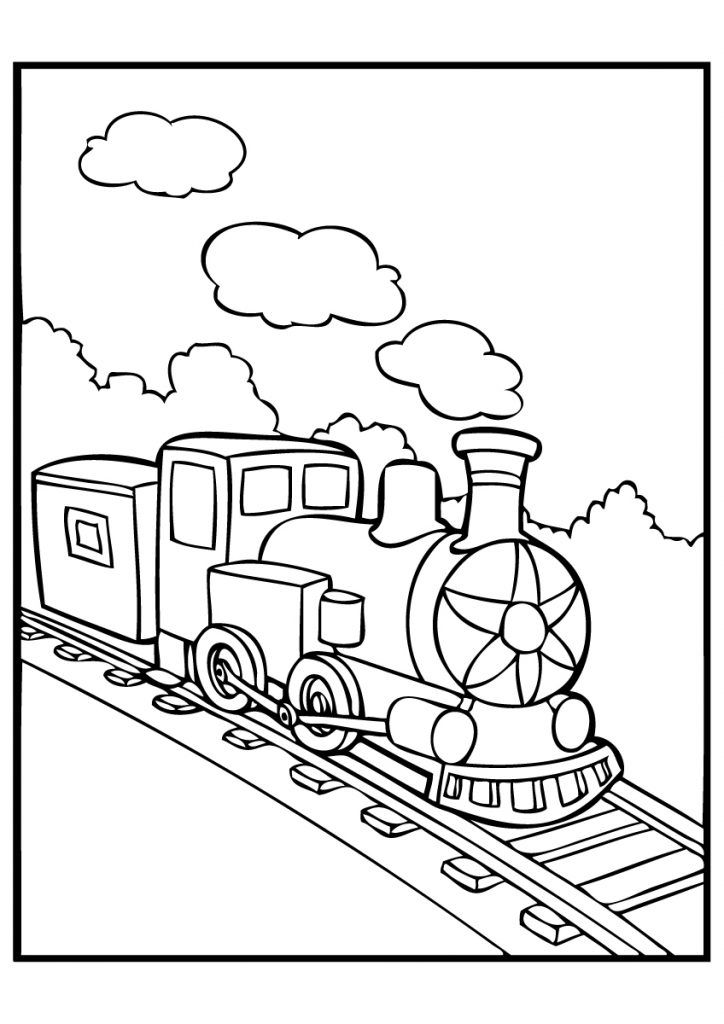 Polar Express Coloring Pages Best Coloring Pages For Kids Train Coloring Pages Polar Express Crafts Coloring Pages For Kids