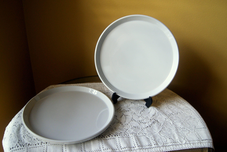 Vintage Noritake Primastone Dinner Plates Genuine